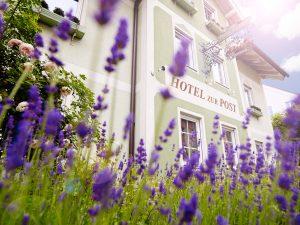 Das Grüne Hotel zur Post 100% Bio in Salzburg